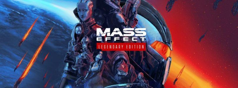 Mass Effect Legendary Edition llega el 14 de mayo, disponibles las reservas y vistazo los nuevos gráficos