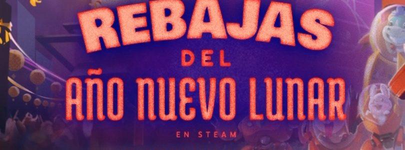 Arrancan las rebajas del Año Nuevo Lunar en Steam