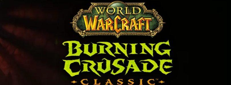 La semana que viene comienzan a probar las raids en World of Warcraft: Burning Crusade Classic