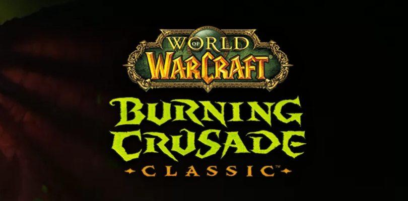 Según un rumor, The Burning Crusade Classic llegaría en junio