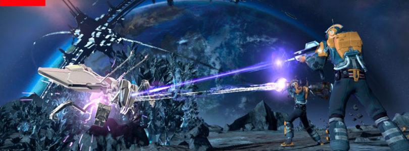 Shadow of Aelion llegará gratis a Skyforge en Nintendo Switch el 13 de abril