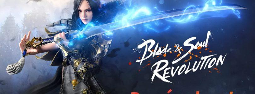 Blade & Soul: Revolution se lanza oficialmente en IOS y Android