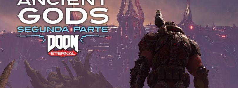 Presentado el tráiler oficial y la fecha de lanzamiento del DLC The Ancient Gods de Doom Eternal
