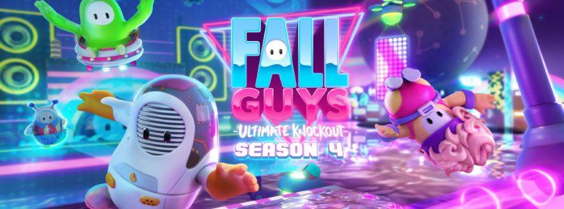 La temporada 4 de Fall Guys regresa al futuro el 22 de marzo