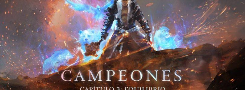 """Guild Wars 2 – Ya está disponible el capítulo 3 de Sangre y Hielo: """"Campeones"""""""