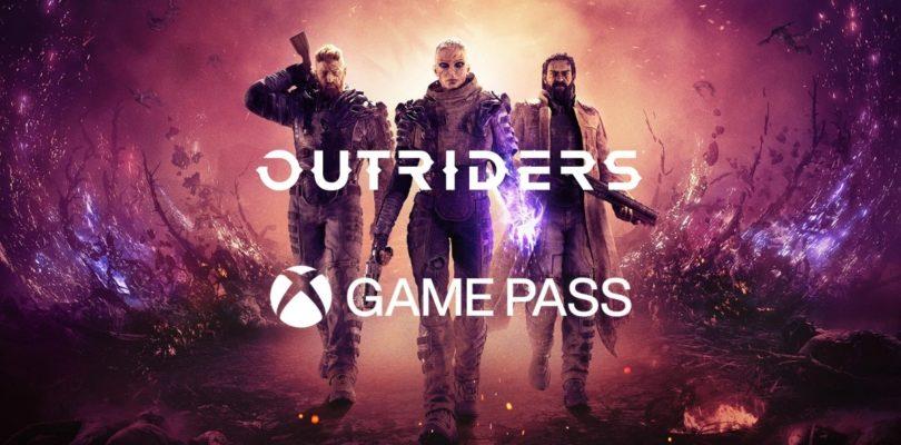 Outriders estará disponible desde su lanzamiento en el Game Pass de consola