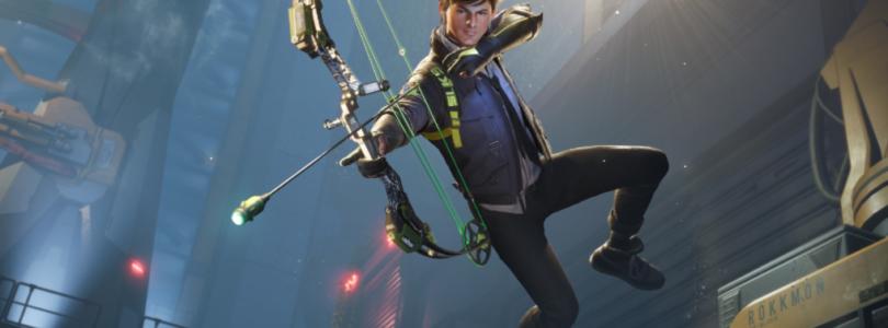 Seeker es el nuevo personaje jugable de Rogue Company
