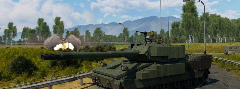 El evento «Tecnología Futura» trae cuatro nuevos vehículos raros a los jugadores de War Thunder