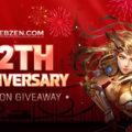 ¡Repartimos 300 claves con regalos para C9 y MU Online por el 12 aniversario de Webzen!