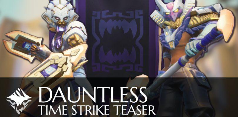 Llega la temporada Infinite Radiance a Dauntless