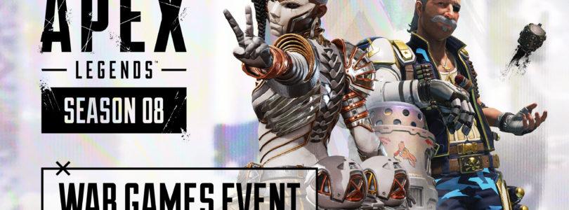 Apex Legends añade nuevos mods a las partidas del Evento de Colección 'Juegos de Guerra'