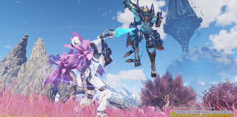 Phantasy Star Online 2 nos muestra imágenes de jefes, entornos y habilidades de New Genesis