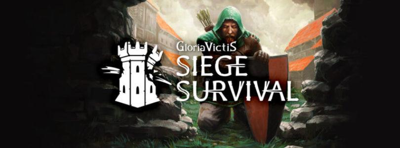 El tráiler de la historia de Siege Survival: Gloria Victis