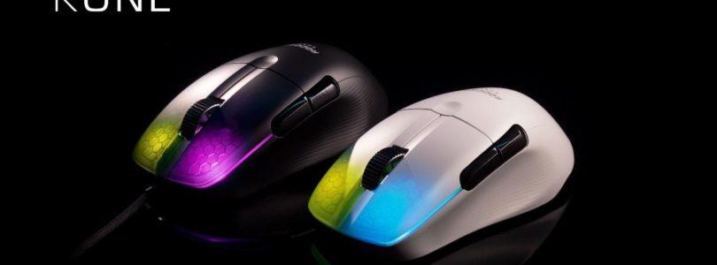 ROCCAT anuncia la serie de ratones gaming KONE PRO