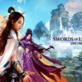 Swords of Legends Online muestra la clase Spellsword