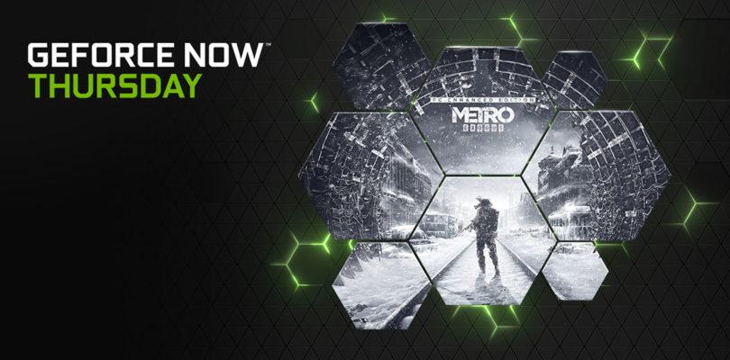 GeForce NOW anuncia nuevos juegos esta semana