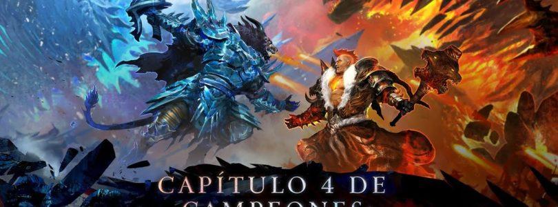 El 27 de abril llega el capítulo final de Sangre y Hielo: «Campeones» de Guild Wars 2