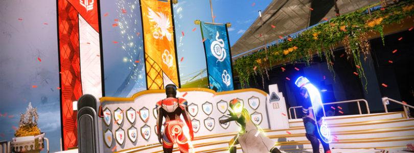 Arrancan los Juegos de Guardianes en Destiny 2