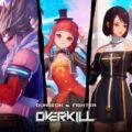 Dungeon & Fighter Overkill side-scrolling ARPG de nueva generación secuela del popular juego de PC