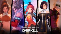 Dungeon & Fighter Overkill side-scrolling ARPG de nueva generación secuela del popular juego de PC