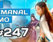 El Semanal MMO 247 – Nuevo MMORPG 2021 Swords of Legend – Path of Exile 2 – Elyon BtP