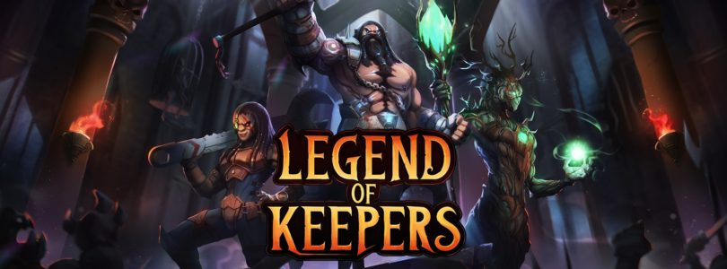 Ya disponible el juego de exploración de mazmorras a la inversa Legend of Keepers