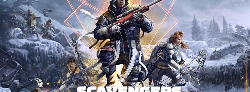 El acceso anticipado de Scavengers comienza el próximo 28 de abril