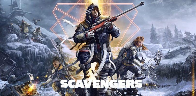 Ya hay fecha para el primer evento de comunidad masivo de Scavengers