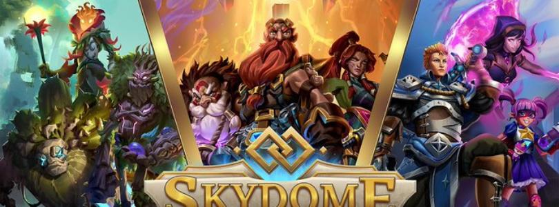 Apúntate al stress test de Skydome, el nuevo juego mitad MOBA y mitad Tower Defense de Gamigo