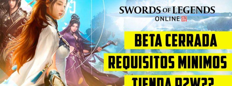 Video Resumen: Swords of Legends Online – Beta Cerrada, requisitos y tienda ¿es pay to win?