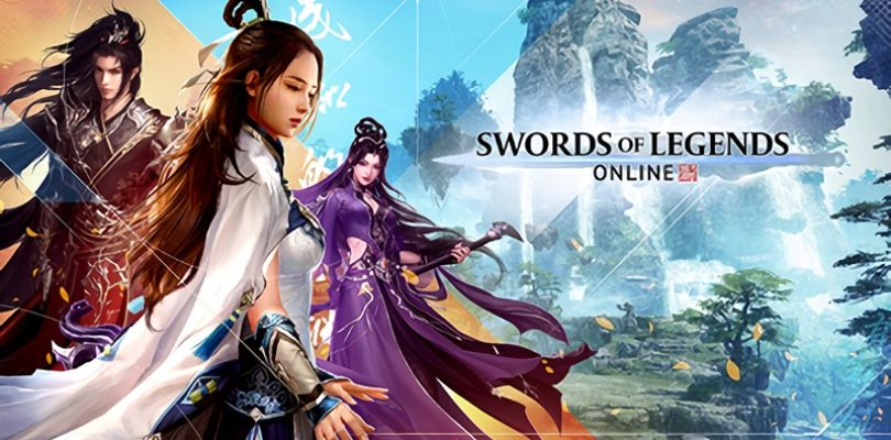 Swords of Legends Online es un nuevo MMORPG asiatico que llegara este año de la mano de Gameforge