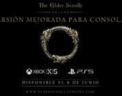 The Elder Scrolls Online se verá mejor a partir de junio en Xbox Series X/S y PlayStation 5