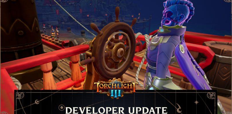 """Torchlight III presenta al """"Capitan"""", una nueva clase especializada en invocaciones"""