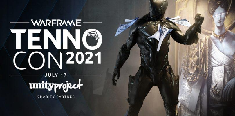 El equipo de Warframe pone fecha a la feria TennoCon 2021 que este año también será completamente digital