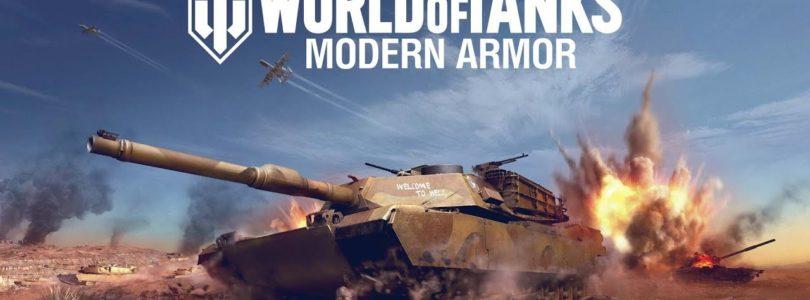 Los carros de combate modernos llegan a World of Tanks de consolas