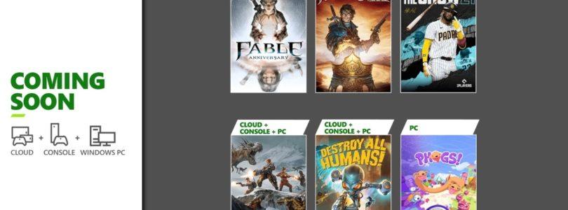 Estos son los juegos que llegan en la segunda mitad de abril al Xbox Game Pass