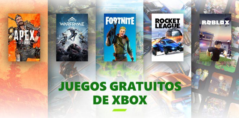 Desde hoy ya es posible de jugar a juegos multijugador Free To Play de Xbox sin pagar por el online