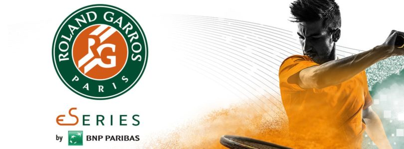 La gran final de 2021 de las Roland-Garros eSeries by BNP Paribas se emitirá desde Roland-Garros
