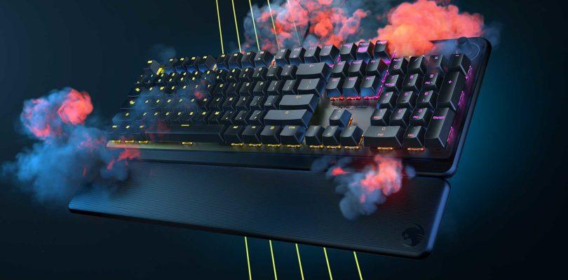 ROCCAT anuncia los nuevos teclados Magma y Pyro