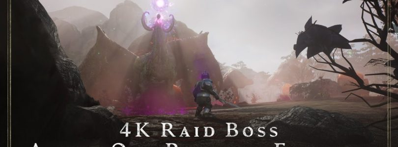 La Alfa Uno de Ashes of Creation toma forma y nos enseñan sus jefes de Raid