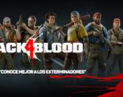 Nuevo trailer de Back 4 Blood para presentar a los personajes