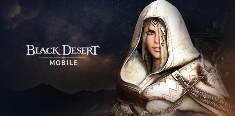 Black Desert Mobile añade el sistema de Tesoros y más etapas de Constelaciones