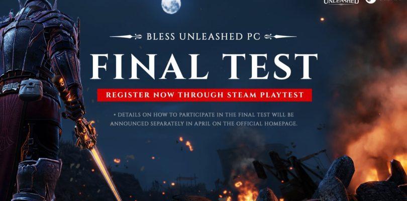 Ya está en marcha la última beta de Bless Unleashed en su versión de PC