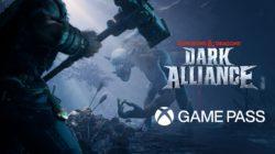 D&D Dark Alliance estará disponible en el Xbox Game Pass desde el día de lanzamiento