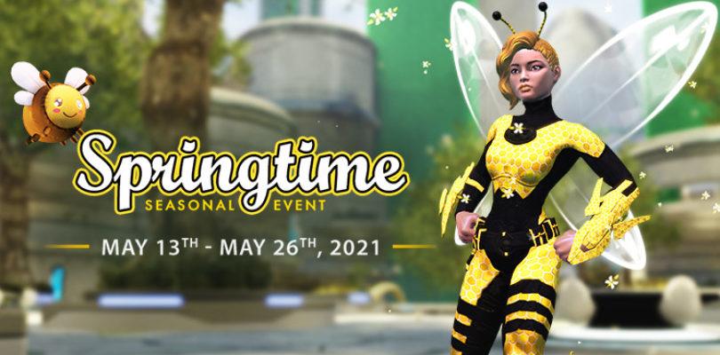 Arranca el evento primaveral de DC Universe Online
