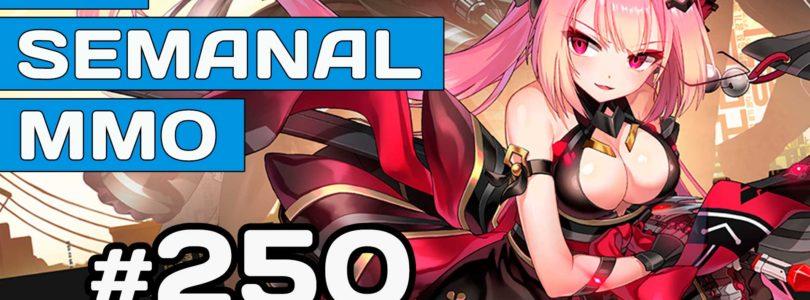 El Semanal MMO 250 – Corepunk se retrasa – Ashes of Creation Jefes – Pelotazos desde Asia