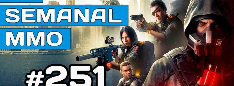 El Semanal MMO 251 – Un The Division Free to Play – Survival de Vampiros – Elyon Beta