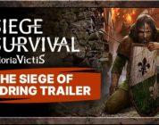 Siege Survival: Gloria Victis ya se encuentra disponible en Steam, Epic y GOG