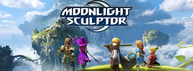 Kakao Games lanza Moonlight Sculptor, un nuevo MMORPG sandbox para móviles