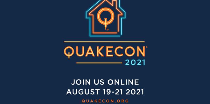 """""""QuakeCon at Home"""" vuelve con streams, noticias sobre juegos de Bethesda, torneos, iniciativas solidarias y mucho más"""